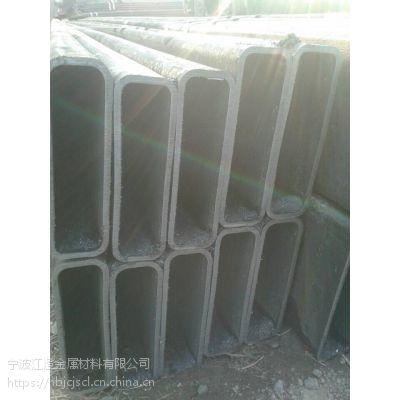 110*160*10厚壁20#矩形管用于机械制造