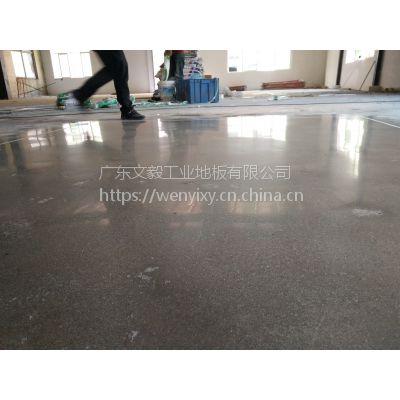 那坡县工厂水磨石翻新、凌云县水磨石抛光固化