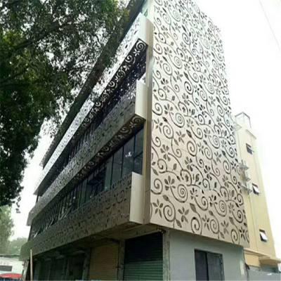供应外墙数控雕花铝单板厂家13826007399