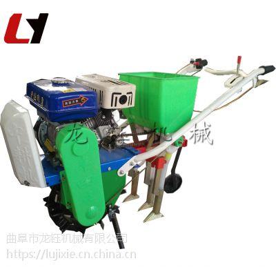 汽油播种施肥机械 家用玉米播种机厂家