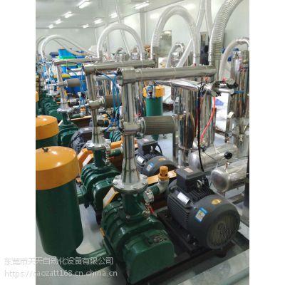 塑膠中央供料系統