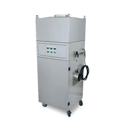 厂家直销工业除尘设备 不锈钢系列反吹型工业集尘器 普惠环保