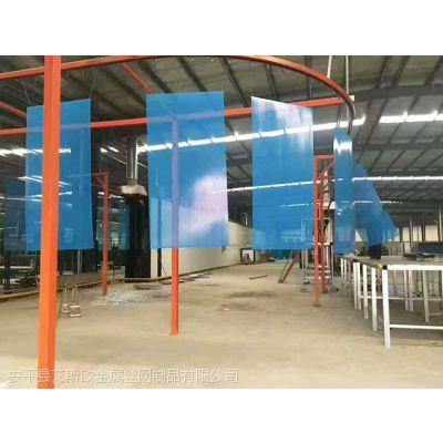 建筑专用爬架网厂家直销各种型号规格金属施工安全防护网、低碳钢爬架网片