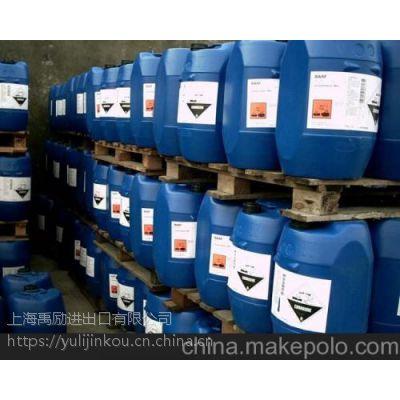 化工原料进口代理案例 上海报关公司