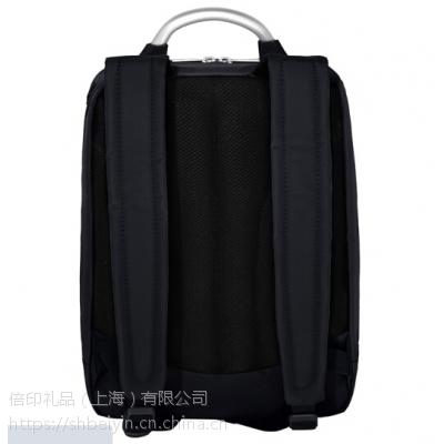 法国乐上(LEXON) 涤纶男女款商务14英寸笔记本背包电脑插袋双肩包 LN1013N5