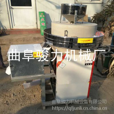 骏力供应 电动面粉机 磨坊面粉电动石磨机