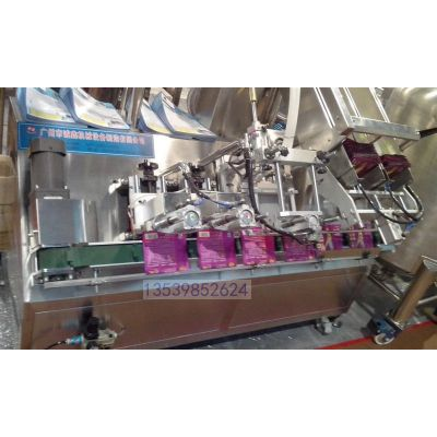 供应多头多功能面膜一体设备 日化液体面膜机械