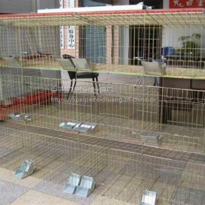 三层鸽笼【鸽子笼】兔子笼等全新养殖笼具 飞创丝网厂家定做各种兔笼