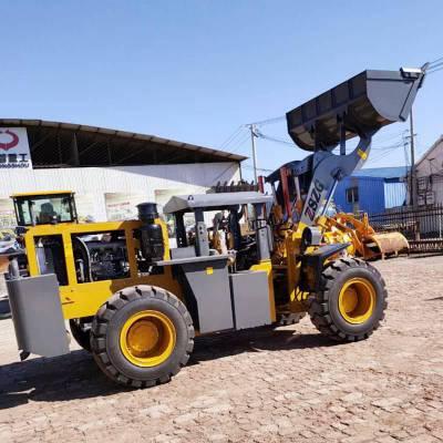 矿井铲车矿用小型装载机价格中首重工安全可靠SZ