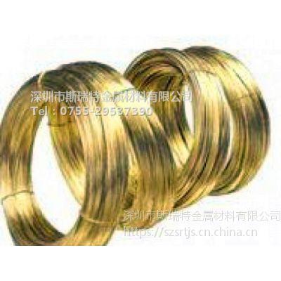 进口黄铜线,H65螺丝黄铜线