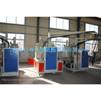 亿双林仿真花机器 山东聚氨酯发泡机 聚氨酯浇注机厂家