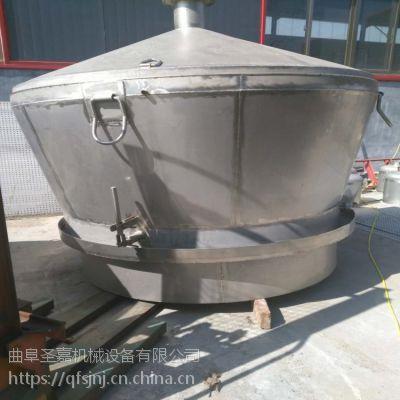 江苏酒曲粉碎机 纯粮食酿酒设备 304不锈钢酿酒设备报价