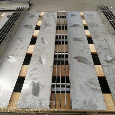 泰州耀荣 排水沟不锈钢格栅盖板制作厂家价格