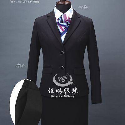 单排两粒扣羊毛西服,男士西服定制,团体服装定做,佳琪服装定做
