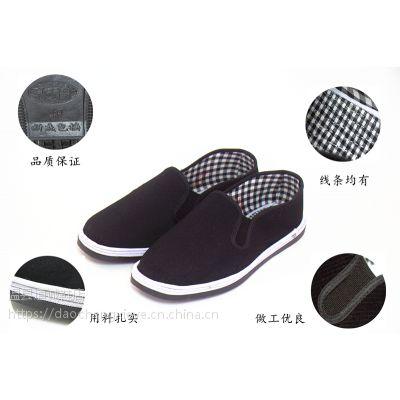 老北京手工布鞋女千层底布鞋刺绣绣花鞋厂家批发