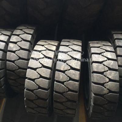 现货销售 6.00-9 工程机械 叉车实心轮胎 全新三包电话15621773182