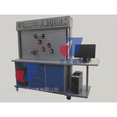 气动实训台 君晟JS-QD1型热销款气压传动实验台