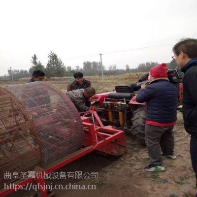 四川丹参挖掘机 滚筒式药材挖掘机 根茎类药材收获机厂家直销