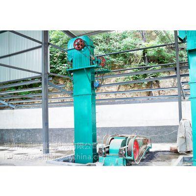 供应有机肥成套设备 斗式提升机 有机肥生产线