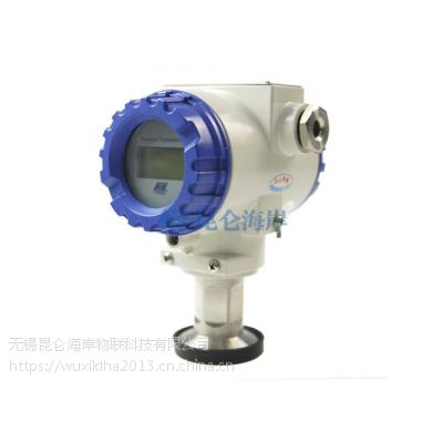 无锡昆仑海岸卫生型压力变送器JYB-KO-WPAGZG 平膜压力变送器厂家直销