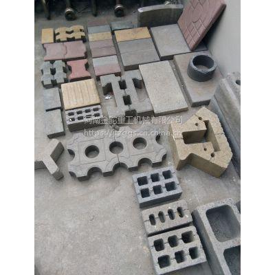 商品推荐 金驼3-15智能水泥垫块机 混凝土垫块设备 水泥支撑垫块设备