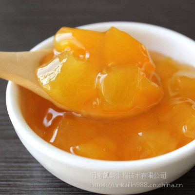 供应优质黄桃果馅水果汤圆烘焙馅料