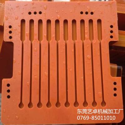 大型设备零件铣削加工 广东的东莞生产型 20多加工经验