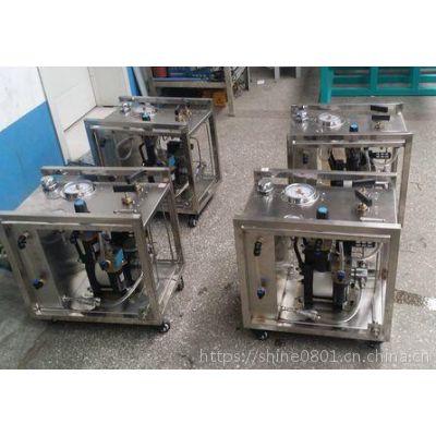 气驱液体增压设备 气动液压站