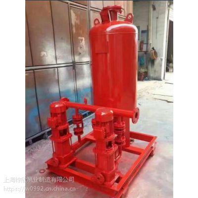 系列XBD-L型立式消防泵XBD3.3/5-50*3变频恒压给水成套设备AB(签)