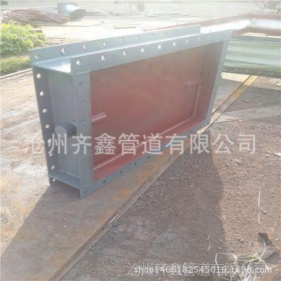电动单轴方风门 手动双轴方风门 齐鑫专业按LD-2000标准生产