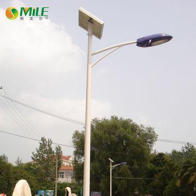 人字臂6米太阳能路灯多少钱