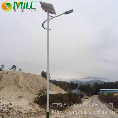 农村6米太阳能路灯底价是多少