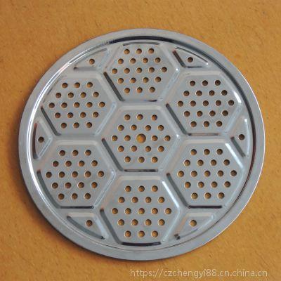 厂价直销厨房用品 加厚不锈钢蒸片 蒸盘 26cm-68cm规格齐全 地摊热销货源