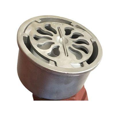 湖南长沙 FBFDDCR型全不锈钢防爆地漏优质304材质 DN100