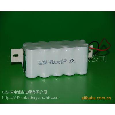 供应DISON迪生镍镉12V D4500mAh 充电电池消防应急灯具 镉镍电池NI-CD