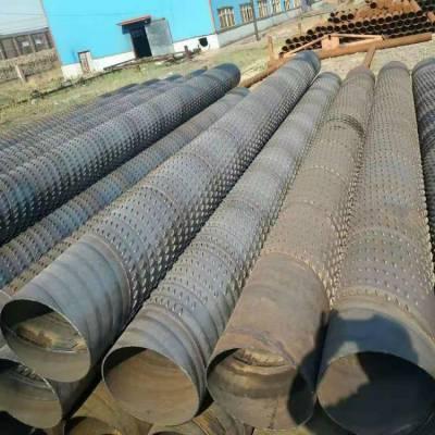 基坑井壁管降水井用219、273、325型号;大口径滤水管D500