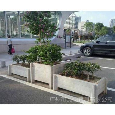 供应现货优质实木花箱FX-046