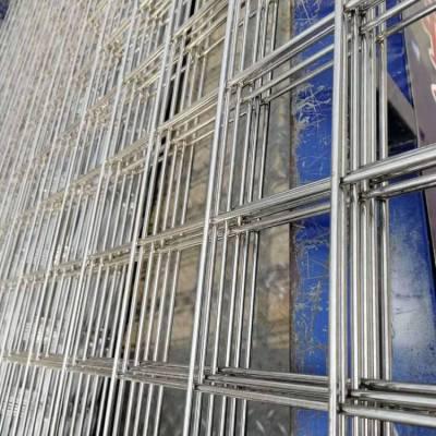 郑州地热钢丝网片-1乘2米成张焊接钢丝网片建筑工程成功案例