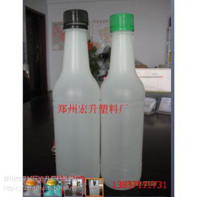 供应河南 山东 南阳 许昌可定制塑料瓶HDPE 饮料瓶400毫升饮料瓶子厂家