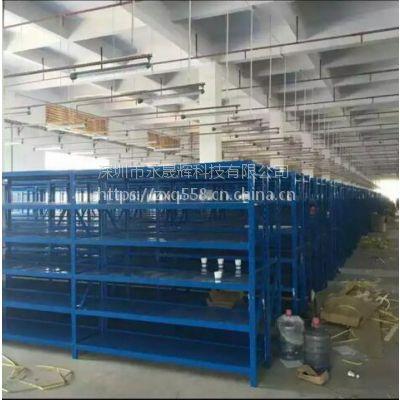 光明仓储货架 中型仓储货架批发 仓储货架公司