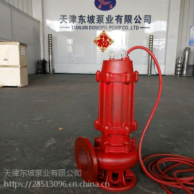 耐高温污水泵 排污泵 就找天津东坡泵业