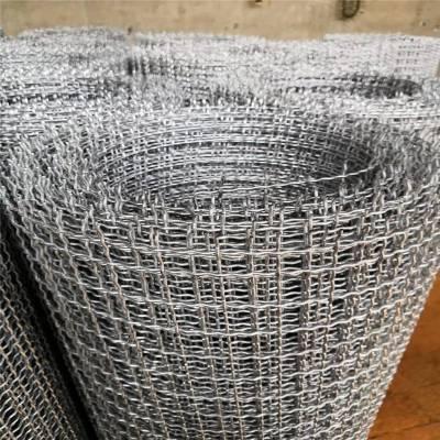 矿筛网特点 矿用轧花网 养猪轧花网价格