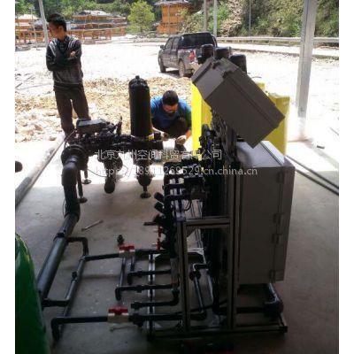水肥一体化灌溉系统设计方案