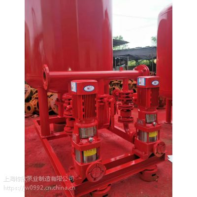 XBD-DLL立式多级消防泵XBD 10.8/15-80DLL*3栋欣泵业厂价直销。