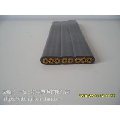 栗腾供应TVVB电梯随行控制电缆 特性;抗撕裂、耐弯曲、耐磨损、耐寒、柔软、耐油、阻燃