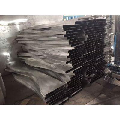 造型铝方通的工艺