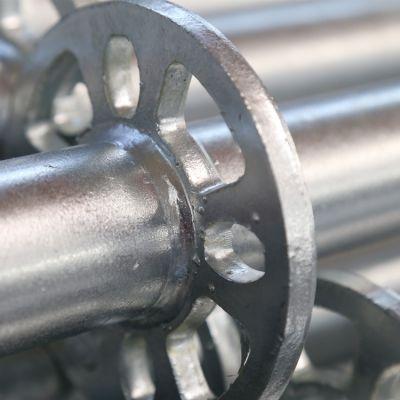 盘扣式脚手架 外架 支模架厂家生产