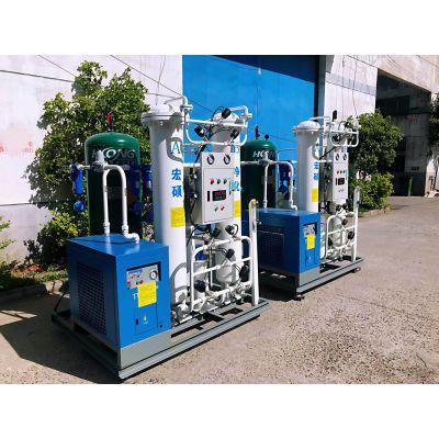 马弗炉配套制氮机高纯度99.9热处理专用氮气设备
