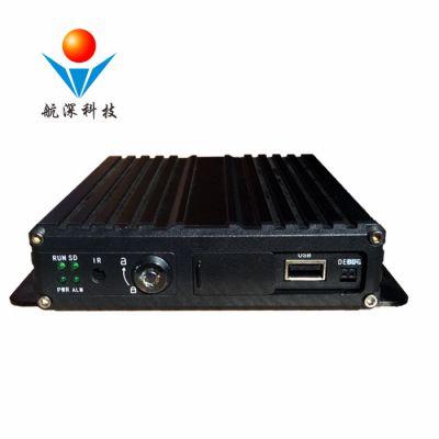 航深科技 车载4G视频机 硬盘录像机