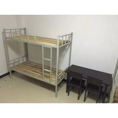 重庆铁床 双层 上下铺 简约现代 重庆工地铁床 厂家直销